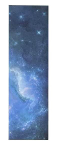 "Salon ""Galaxy"" Grip tape (board length)   Griptape by Salon Skateboards 1"
