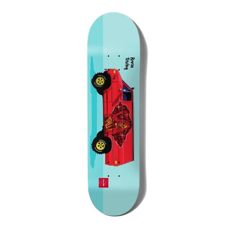 "Chocolate Vanner Raven Tershy Skateboard Deck - 8.25"" | Deck by Chocolate Skateboards 1"