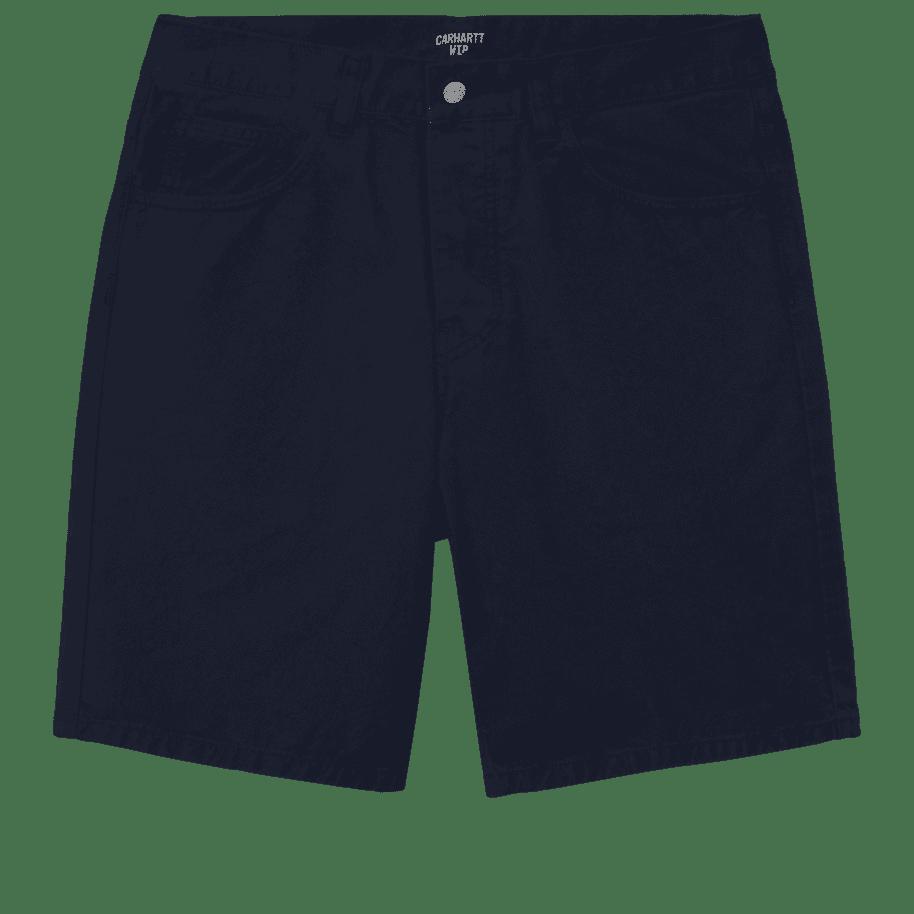 Carhartt WIP Newell Short - Blue | Shorts by Carhartt WIP 1