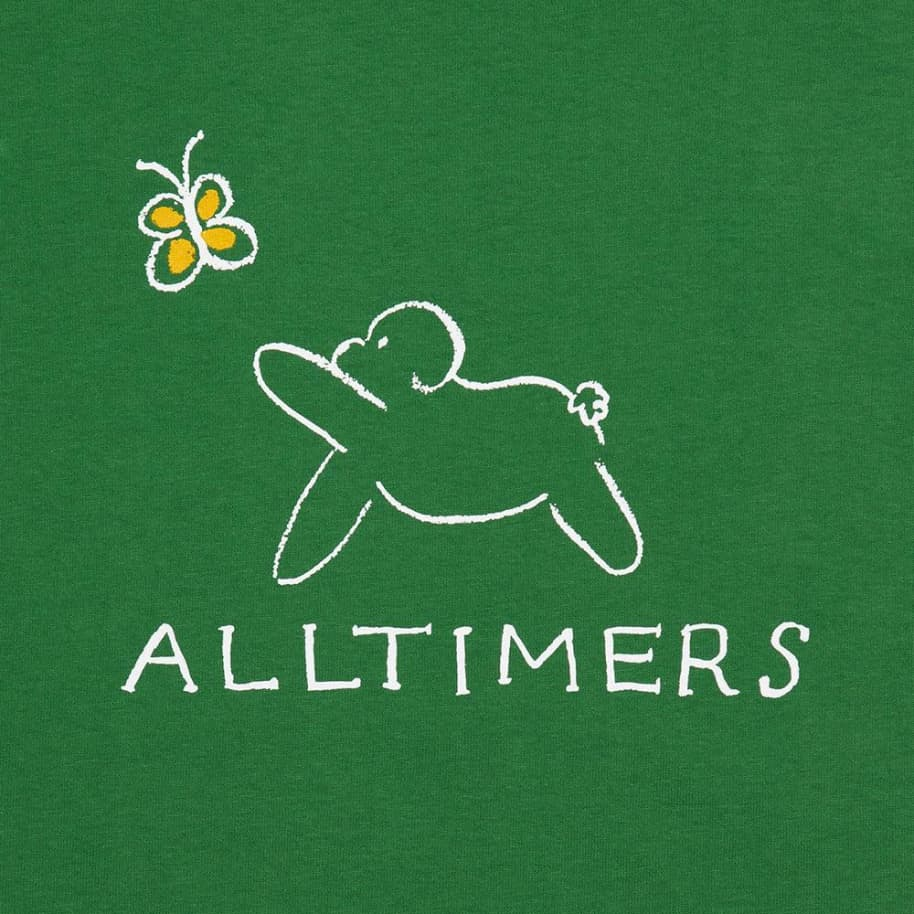 Alltimers Claire Pup T-Shirt - Kelly Green | T-Shirt by Alltimers 2