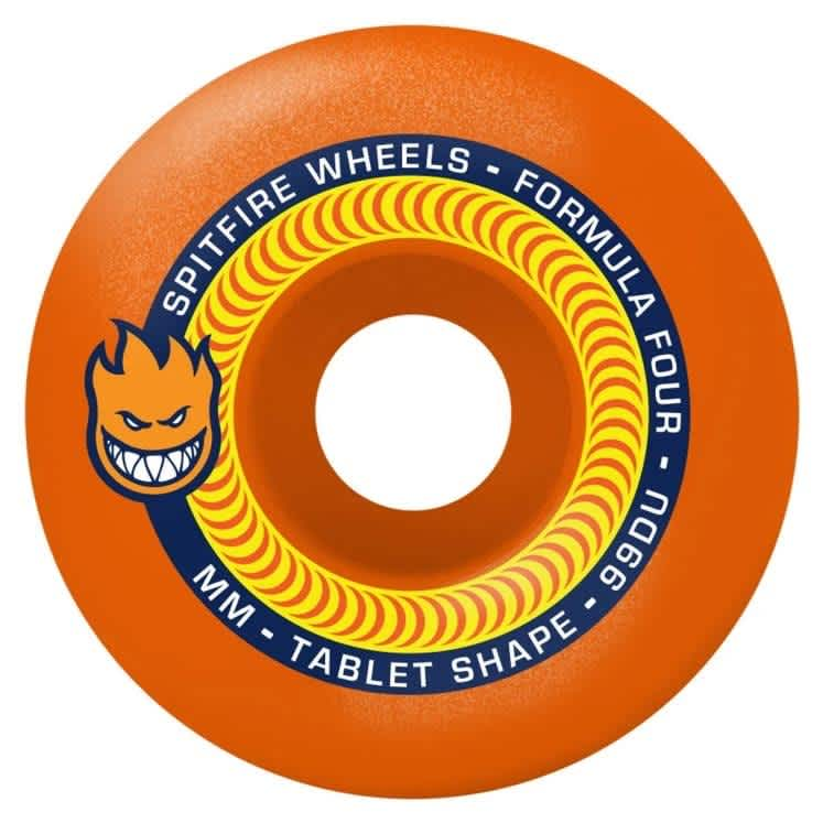 Formula Four 99A Tablets | Wheels by Spitfire Wheels 1