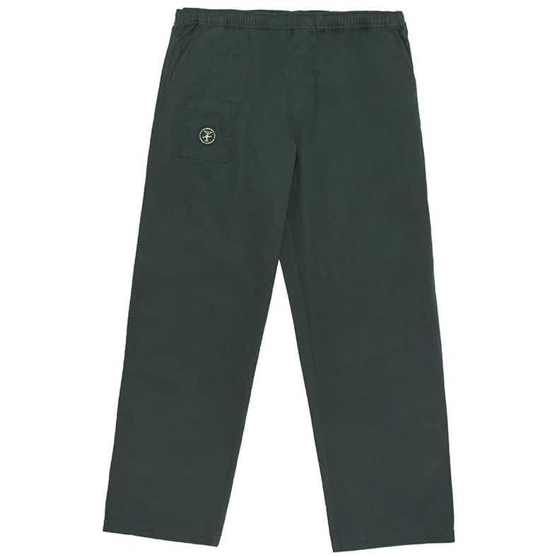 Alltimers Yacht Rental Pants - Spruce | Trousers by Alltimers 1