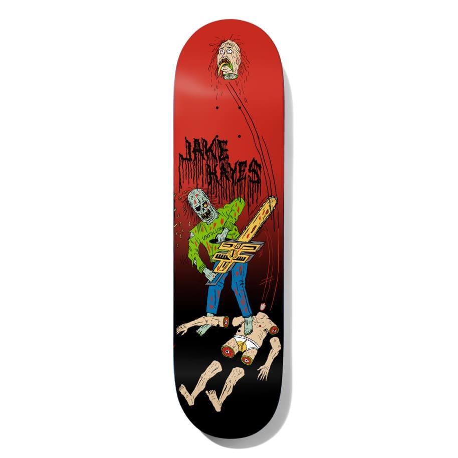 Deathwish Skateboards Jake Hayes Blasphemy Deck - 8.25   Deck by Deathwish 1