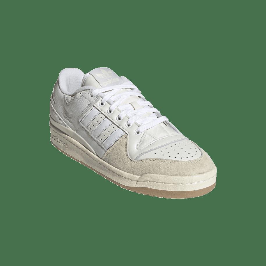 adidas Skateboarding Forum 84 Low ADV Shoes - Chalk White / Ftwr White / Cloud White | Shoes by adidas Skateboarding 6