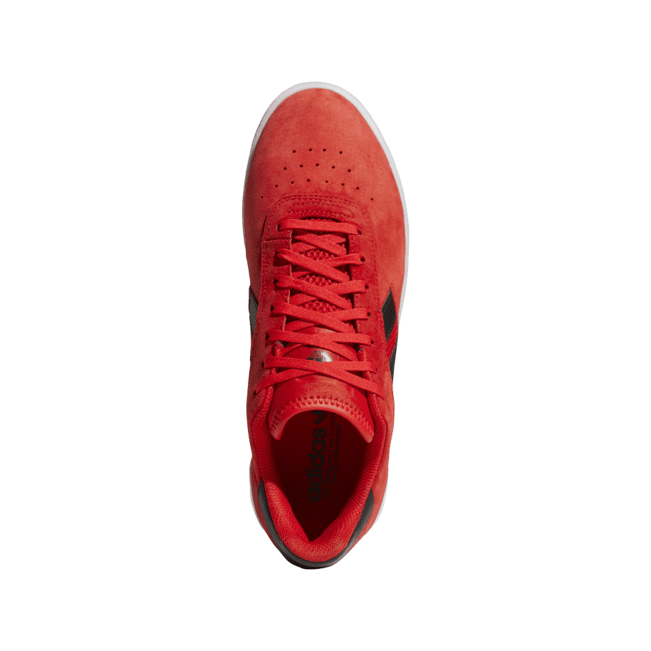 adidas Skateboarding 3ST.004 Shoes - Vivid Red / Core Black / Cloud White   Shoes by adidas Skateboarding 2