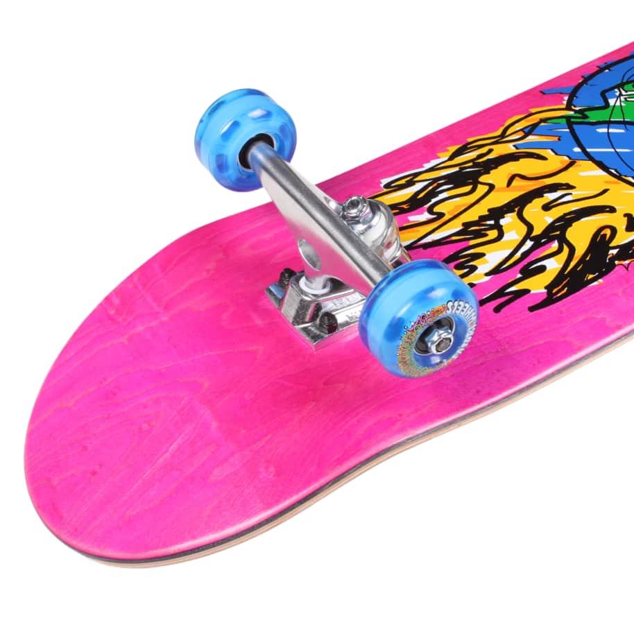 "Polar Shin Sanbongi Bonzai Ride Standard Complete 8.125"" (With Free Skate Tool)   Complete Skateboard by Polar Skate Co 3"