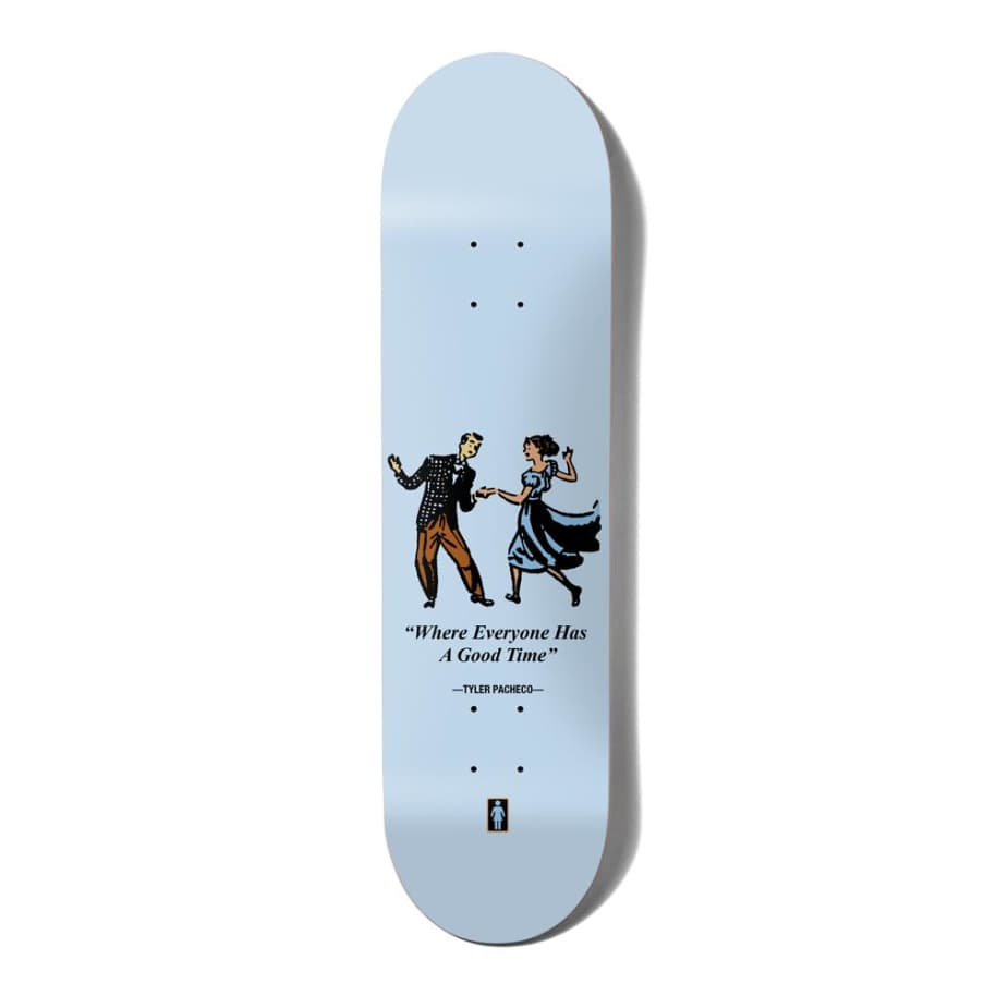 """Pacheco Good Times 