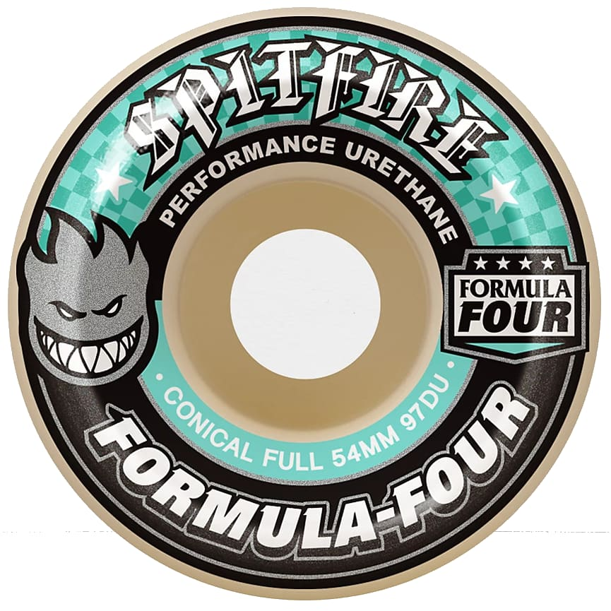 Spitfire F4 Conical Full 97a Wheels   Wheels by Spitfire Wheels 1