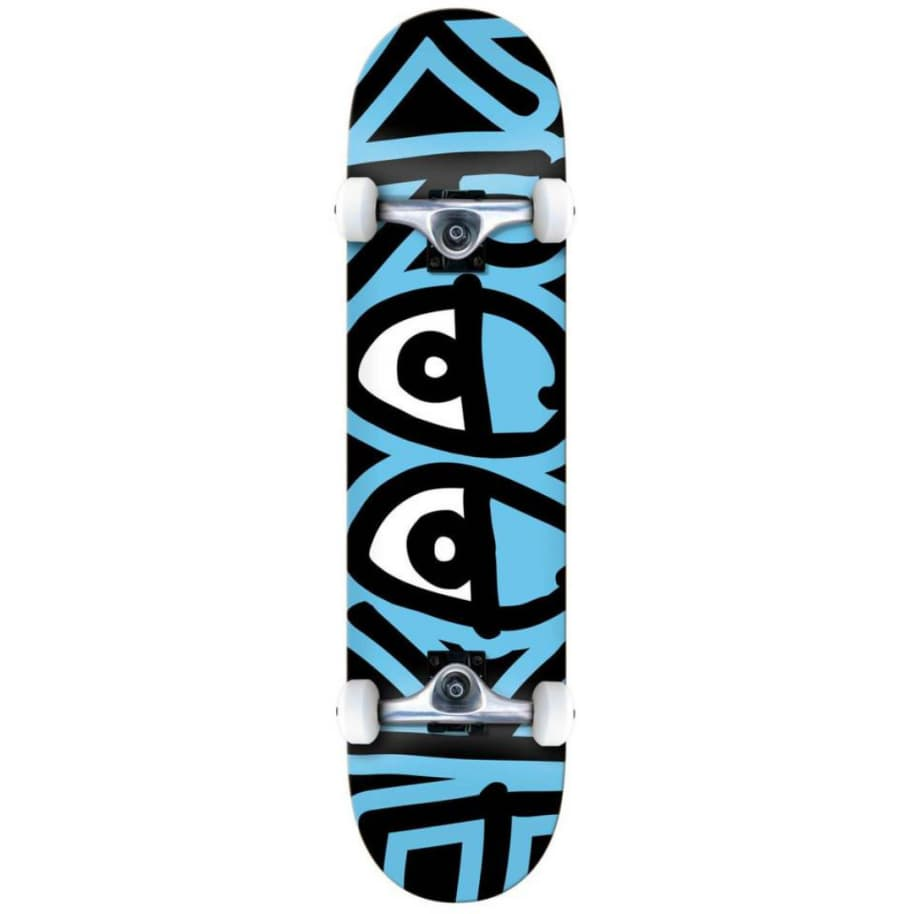 BIG EYES TOO SMALL | Complete Skateboard by Krooked Skateboards 1
