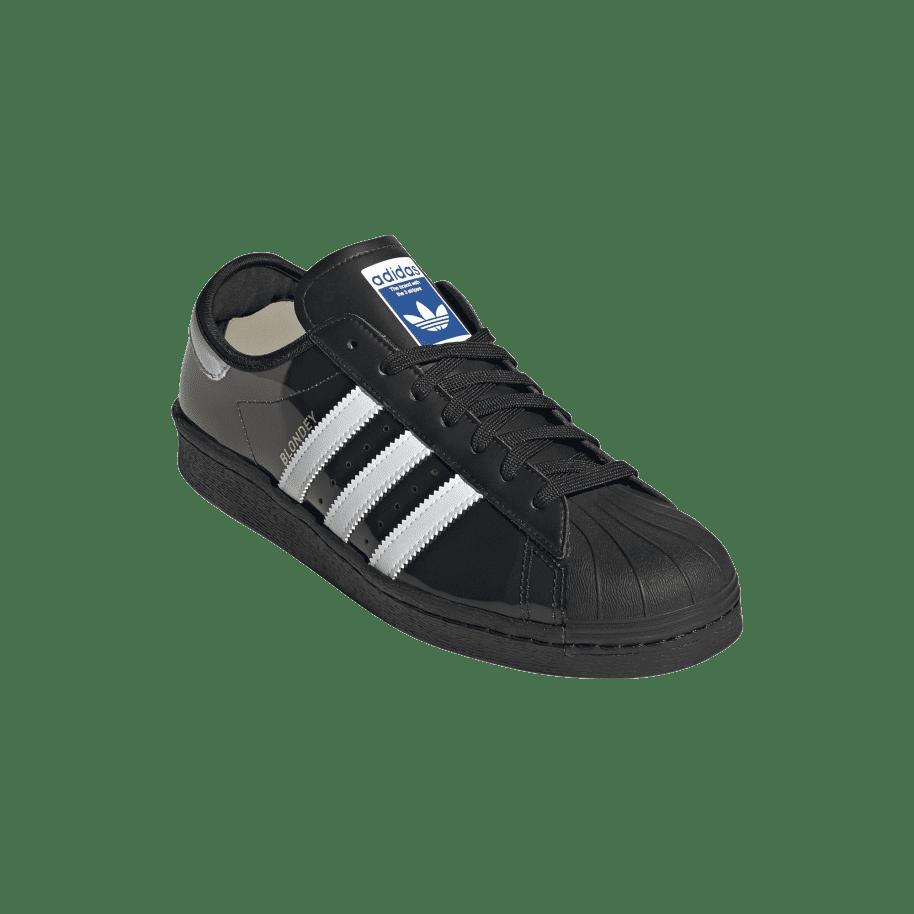 adidas Skateboarding Blondey Superstar Shoes - Core Black / Ftwr White / Core Black | Shoes by adidas Skateboarding 5