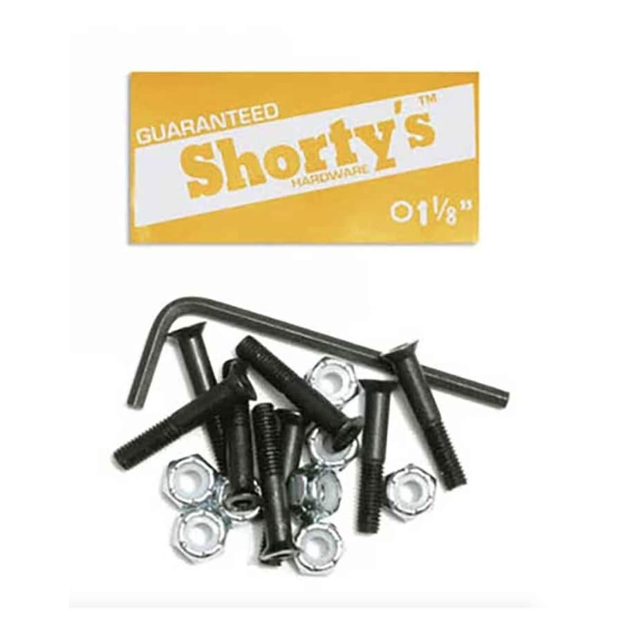 Shorty's 1 1/8'' Allen Hardware | Bolts by Shorty's 1