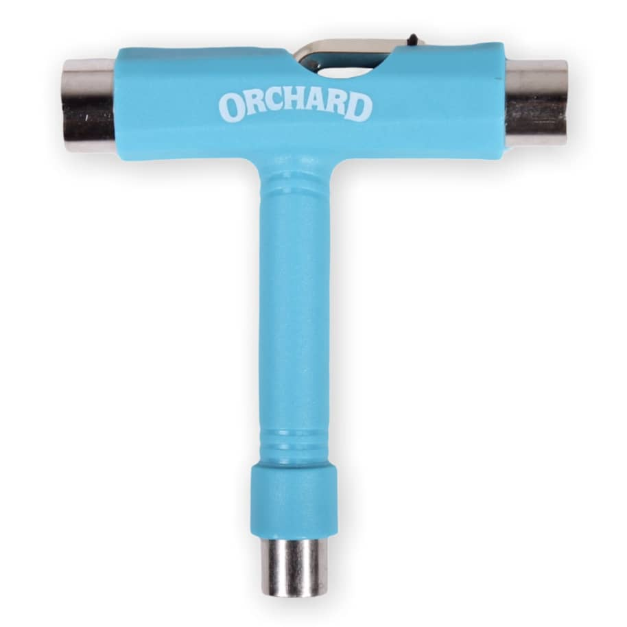 Orchard Green Bird Logo Hybrid Complete 7.8 Cyan (With Free Skate Tool)   Complete Skateboard by Orchard 6
