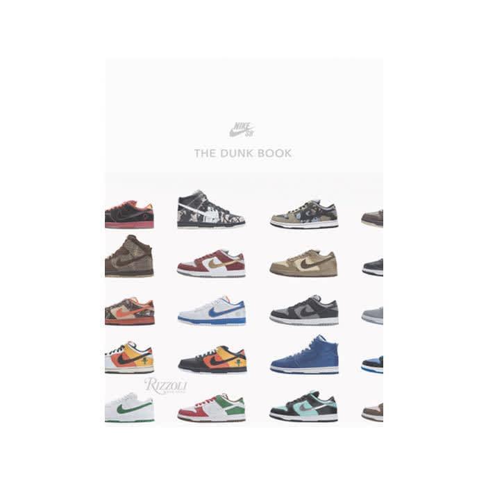 Rizzoli - Nike SB: The Dunk Book | Book by Rizzoli 1