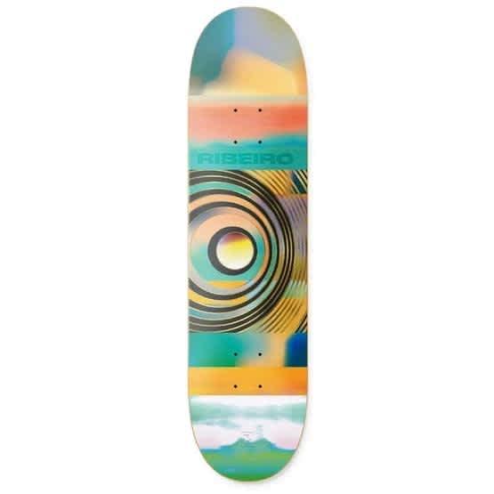 Primitive Ribeiro Color Waves (8) | Deck by Primitive Skateboarding 1
