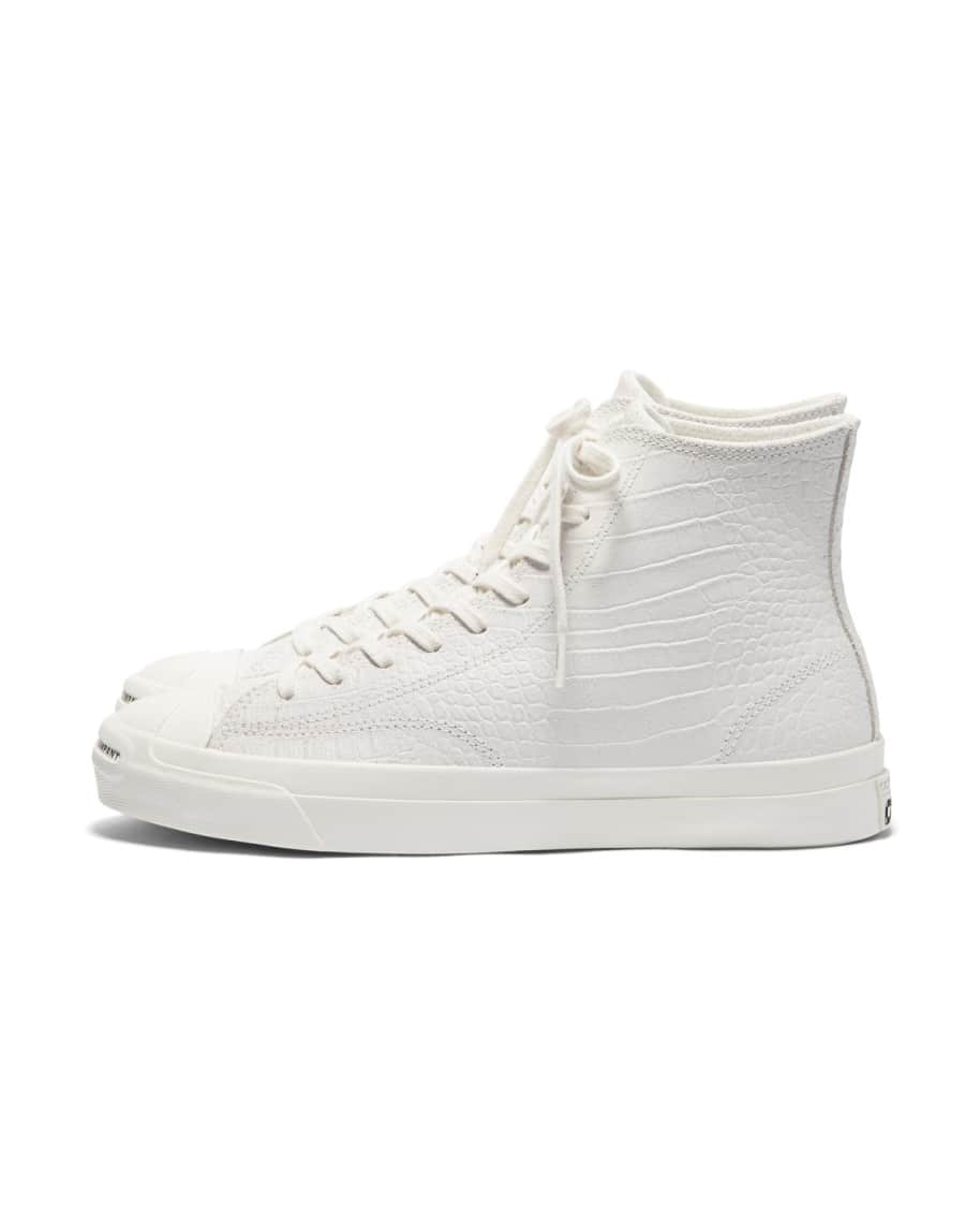 Converse CONS x Pop Trading Company JP Pro Hi Shoes - White 'Dragonskin' | Shoes by Converse Cons 1