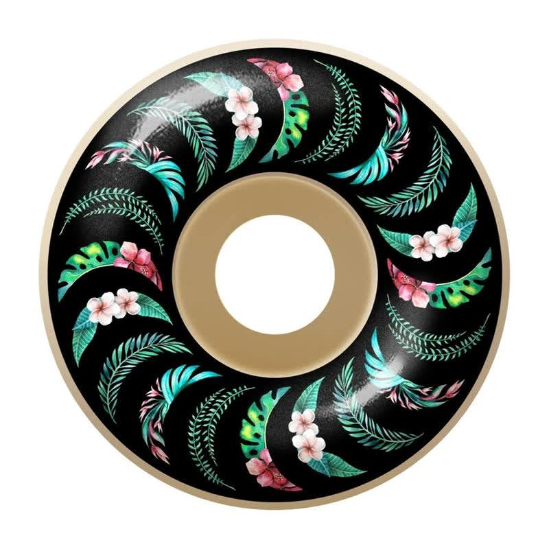 Spitfire Formula 4 99A Floral Swirl Classic Wheel | Wheels by Spitfire Wheels 1