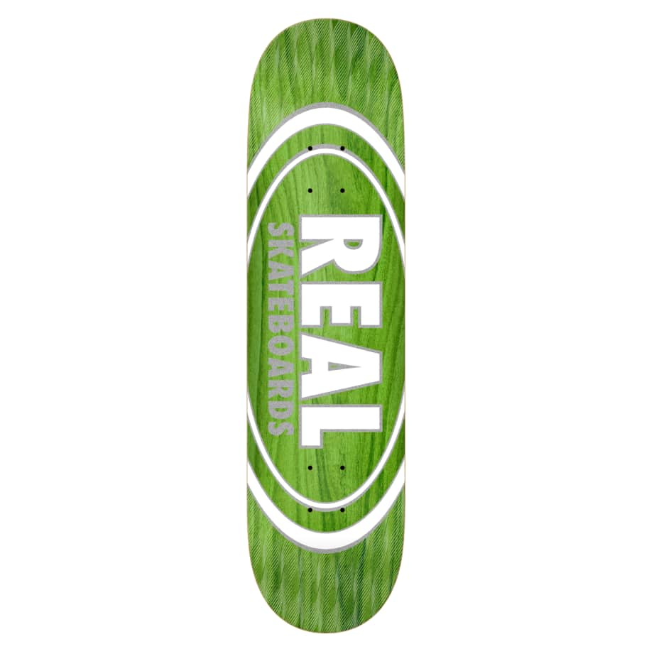 """Real - 8.5"""" Oval Pearl Patterns 