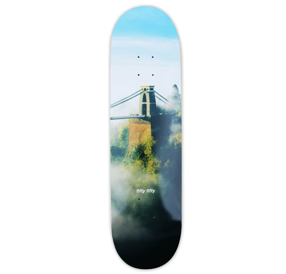 Fifty Fifty Bridge Deck Assorted Sizes   Deck by Fifty Fifty Store 1