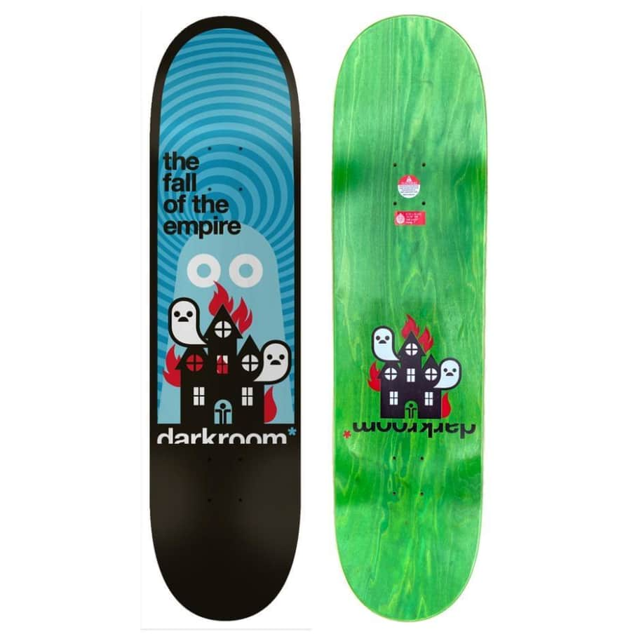 Darkroom Skateboards Fall of the Empire Deck 8.75 | Deck by Darkroom Skateboards 1