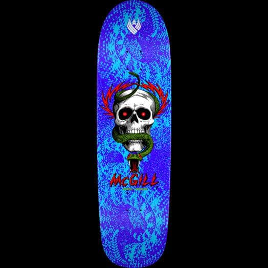 """Powell - McGill Skull And Snake 02 Flight Deck (8.97"""") 