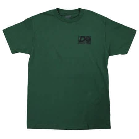 Dial Tone T-Shirt Atlantic Forest Green   T-Shirt by Dial Tone Wheel Co. 2