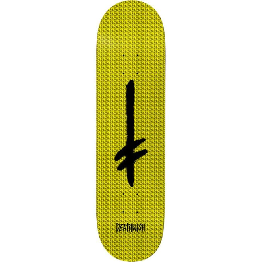 CREDO YELLOW HOLOGRAM FOIL | Deck by Deathwish 1
