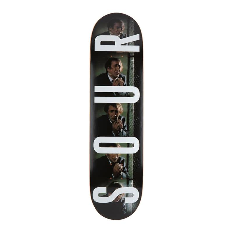 """Sour Army So Close 8.25"""" Deck   Deck by Sour Skateboards 1"""