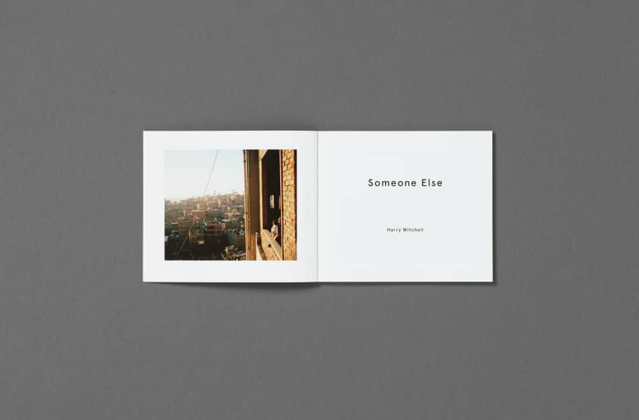 Harry Mitchell – Someone Loves Someone Else | Book by Loose Joints 4