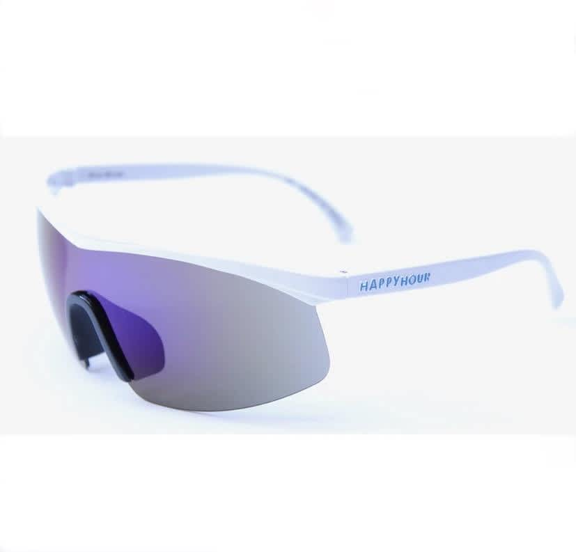 Happy Hour Shades Fire Birds White Redmond | Sunglasses by Happy Hour 1