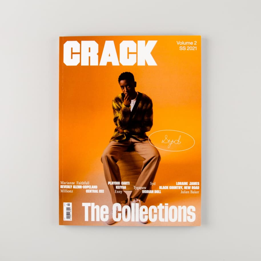 Crack The Collections Vol. 2 | Magazine by Crack Magazine 4