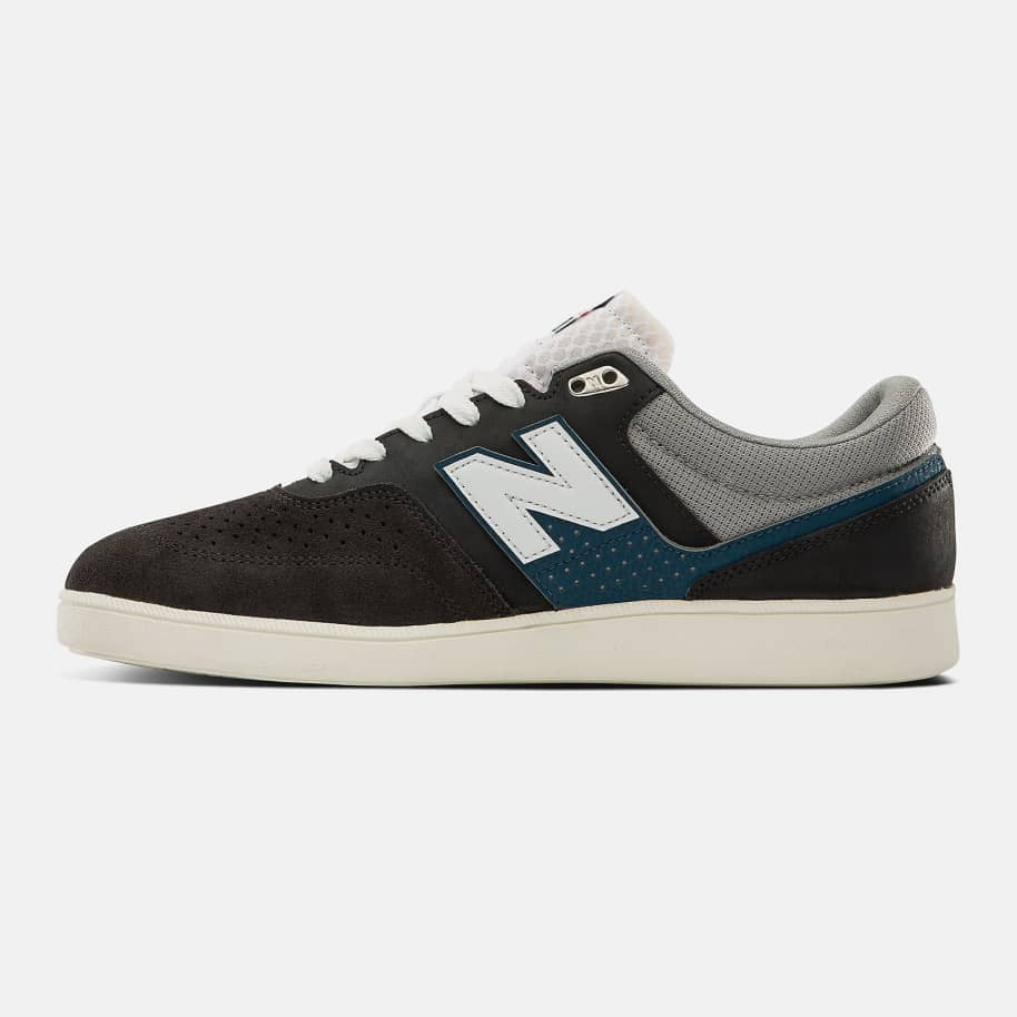 New Balance Numeric 508 Shoes - Dark Grey / Blue   Shoes by New Balance 3