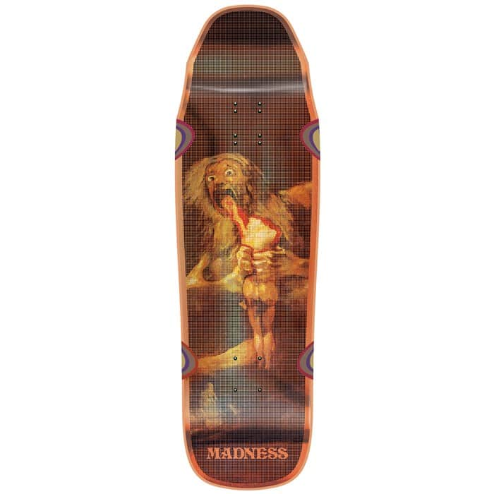 Madness Halftone Son R7 Deck (9.5)   Deck by Madness Skateboards 1