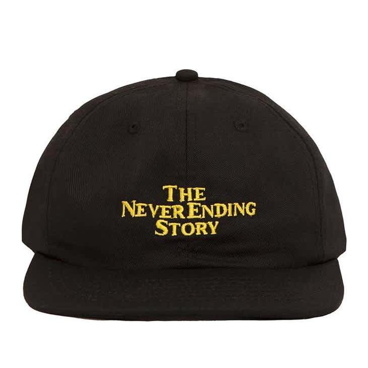 Alltimers Never Ending Story Cap - Black | Snapback Cap by Alltimers 1