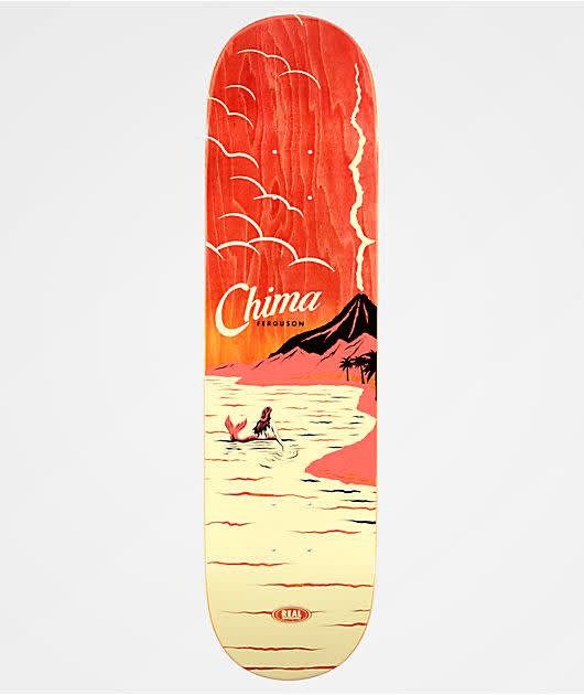 Real Skateboards - Chima Hot Spot | Deck by Real Skateboards 1
