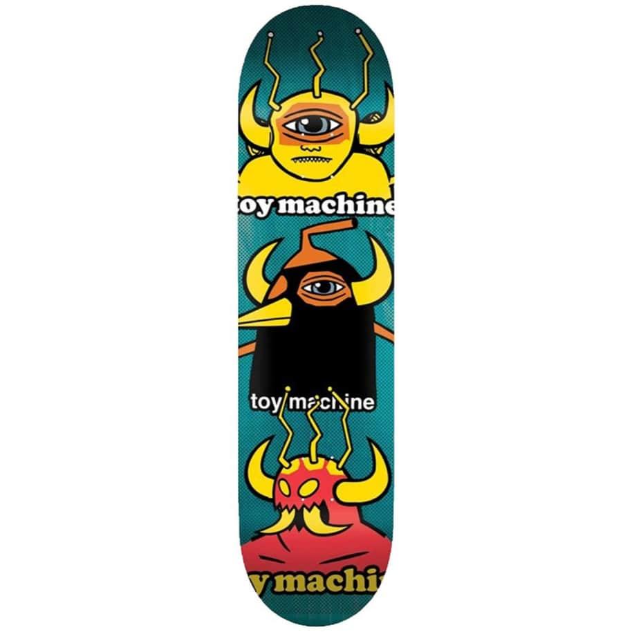 "Toy Machine Chopped Up 9.0"" | Deck by Toy Machine 1"