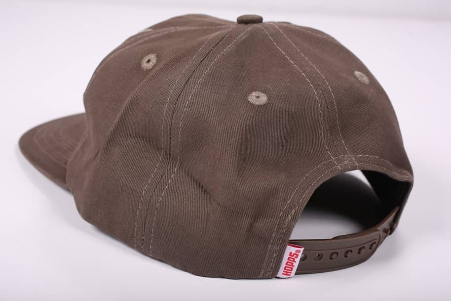 Hopps Patch Snapback Dark Grey | Baseball Cap by Hopps 4