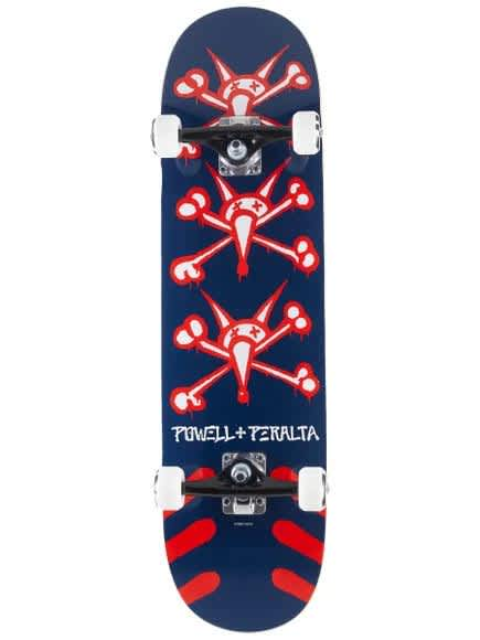 Powell Vato Rats Navy Skate Comeplete | Complete Skateboard by Powell Peralta 1
