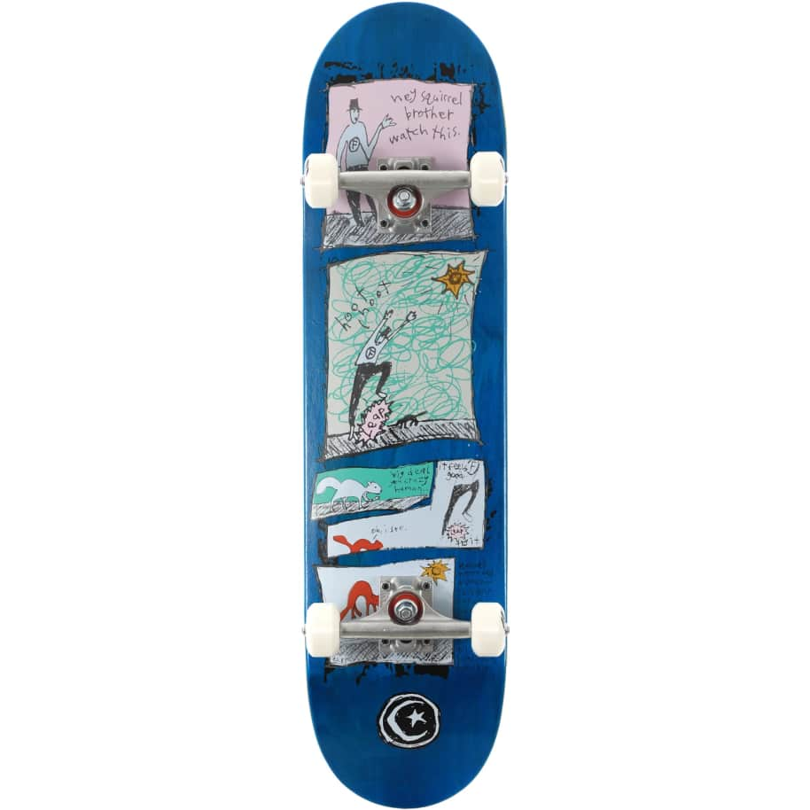 Foundation Hey Squirrel Complete | Complete Skateboard by Foundation 1
