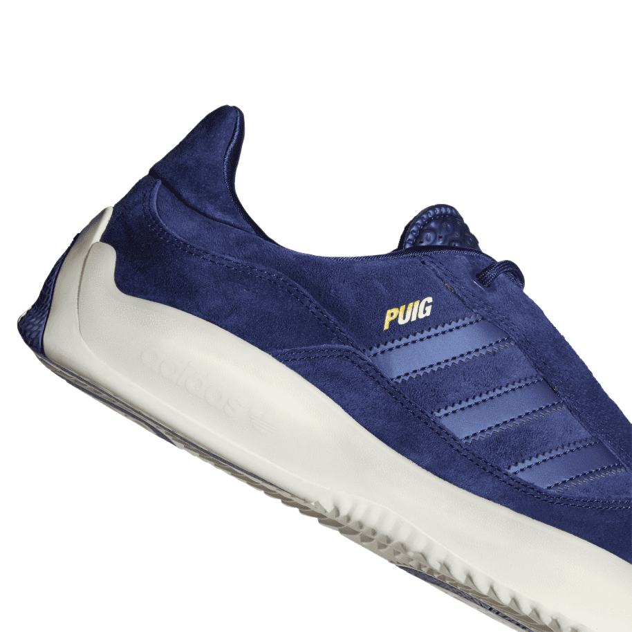 adidas Skateboarding Puig Shoes - Night Sky / Night Sky / Chalk White | Shoes by adidas Skateboarding 7