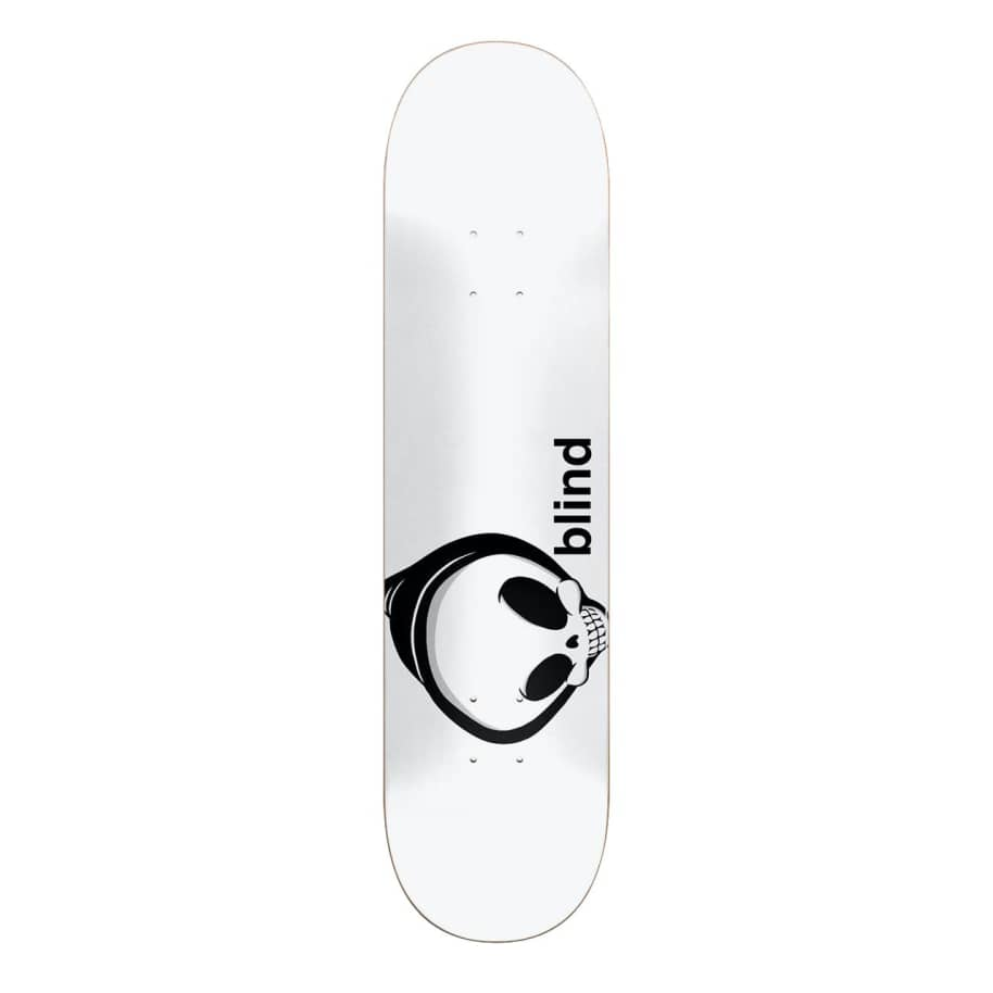 Blind Skateboards Whitey Reaper Skateboard Deck - 8.00 | Deck by Blind Skateboards 1