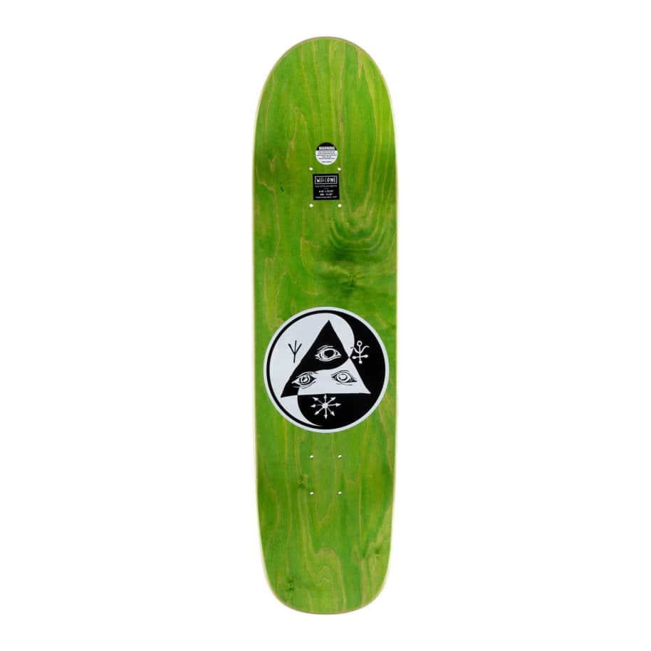 BACTOCAT ON SON OF PLANCHETTE | Deck by Welcome Skateboards 2
