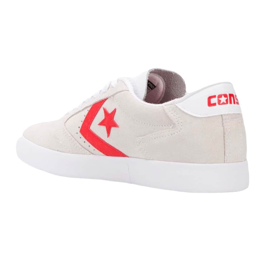 Converse CONS Checkpoint Pro Ox Shoes - White / Habanero Red | Shoes by Converse Cons 2