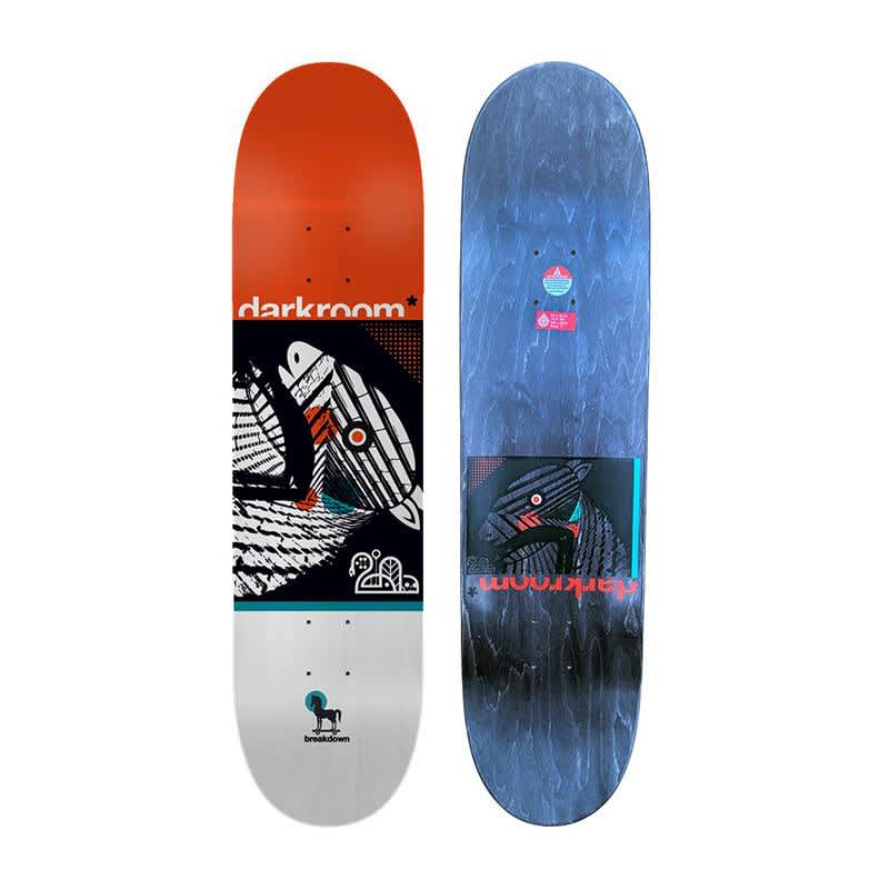 "Darkroom Breakdown 8.5"" Deck 