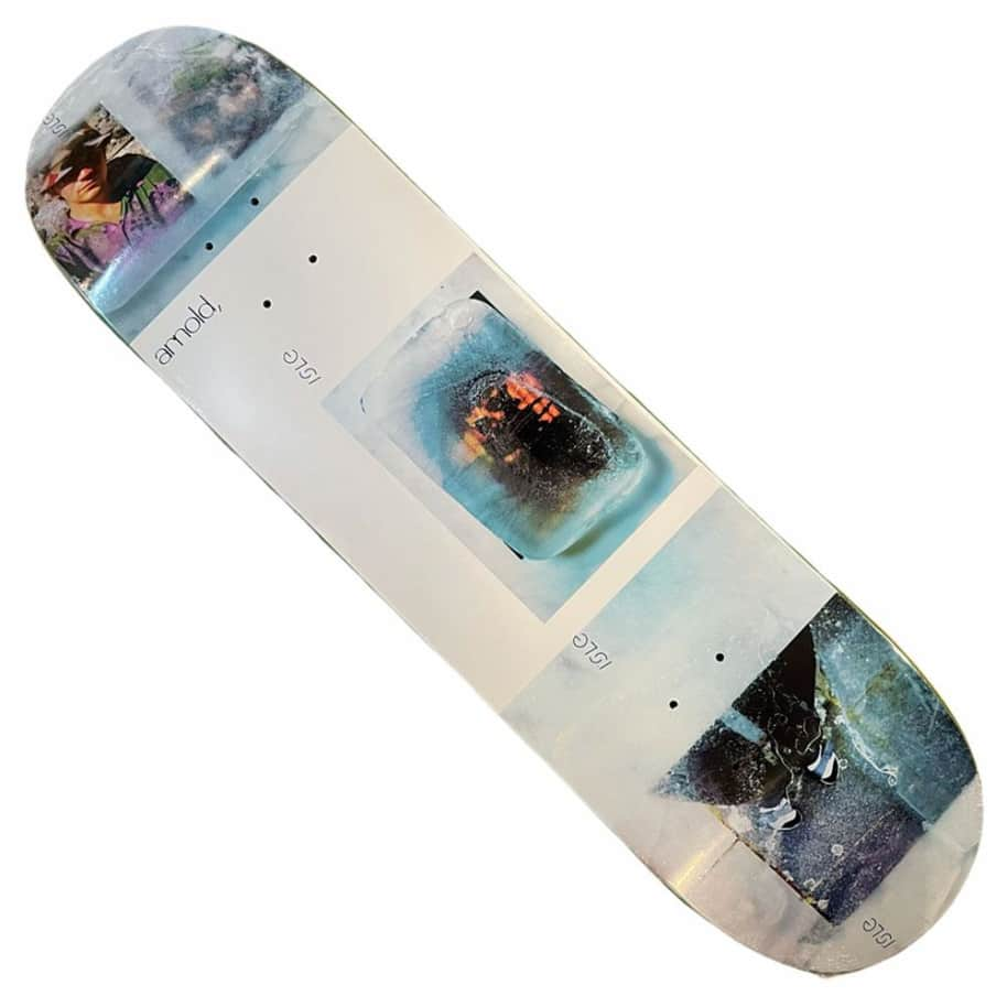 Isle Deck Mike Arnold Freeze 8.25x31.9 | Deck by Theories of Atlantis 1