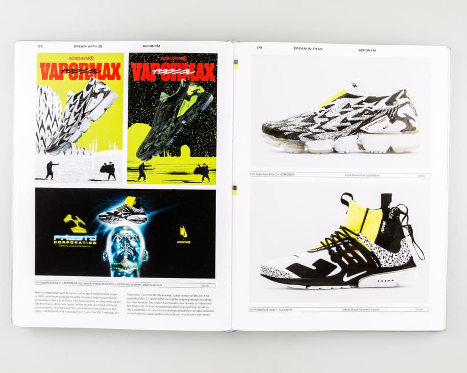 Nike: Better is Temporary | Book by Phaidon 5