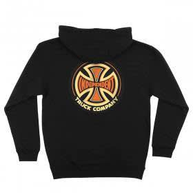 Independent 78 Cross Midweight Pullover Hoodie   Hoodie by Independent Trucks 1