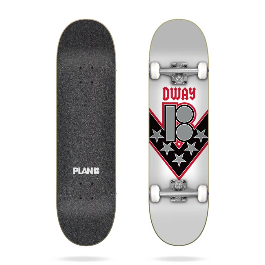 Plan B Danny Way One Offs Complete (8.125) | Complete Skateboard by Plan B 1