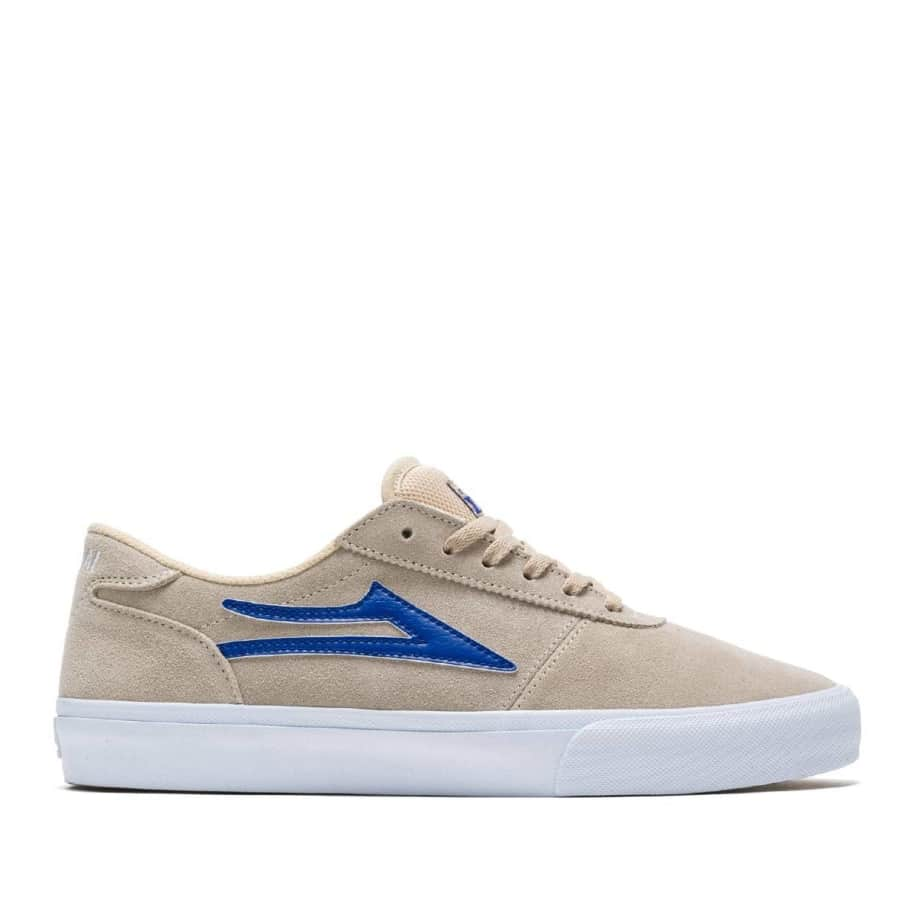 Lakai Manchester Suede Skate Shoes - Tan | Shoes by Lakai 1