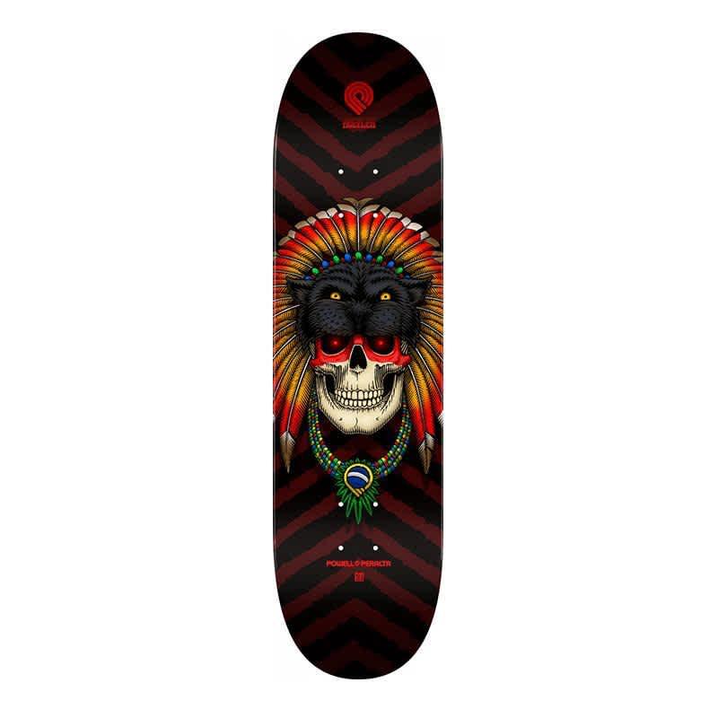 "Powell Peralta Pro Kelvin Hoefler Skull Skateboard Deck - 8.0""   Deck by Powell Peralta 1"