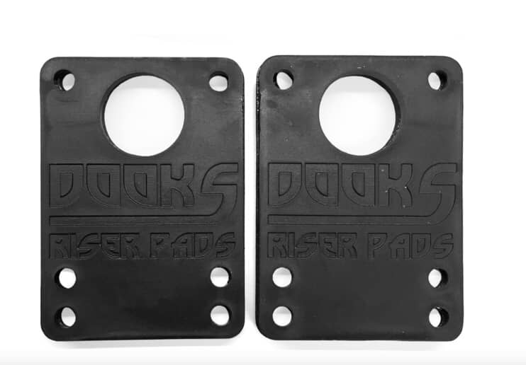 Shorty's - Dooks 1/8 Riser Pad | Riser Pads by Shorty's 1